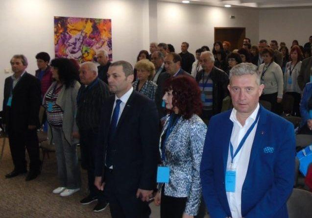 """СРС – КТ """"Podkrepa"""" Targovishte"""